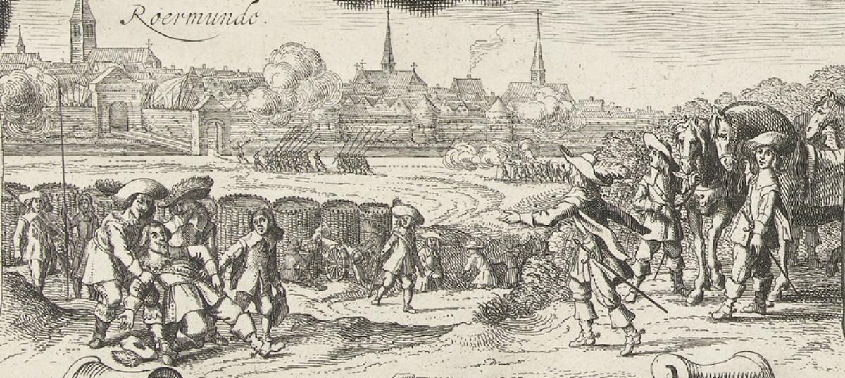 Beleg Van Roermond (1632)