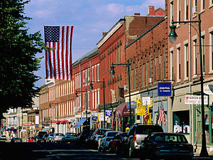 Rockland, Maine - Rockland Downtown