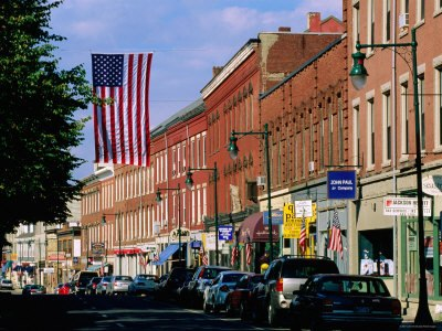 Rockland Downtown