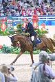 Rolf-Göran Bengtsson & Ninja La Silla 2008 Olympics 001.jpg