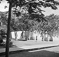 Rolschaatsen in klooster St Jozef met zusterschool van de zusters van Schijndel, Bestanddeelnr 252-7572.jpg
