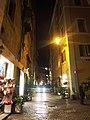Roma, Via dei Coronari di notte (2).jpg