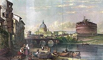 Roma Vatican panoramic c1835.jpg