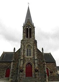Romillé (35) Église 01.jpg
