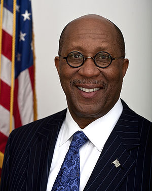 Mayor of Dallas - Ron Kirk, the first African-American mayor of Dallas and the former US Trade Representative.