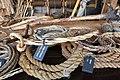 Ropemaking display at Roskilde Viking Ship Museum (4) (36262353891).jpg