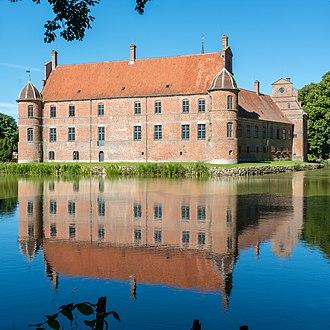 Iver Rosenkrantz - Rosenholm Castle
