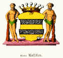 Герб баронов Россильон