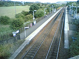 Rosyth railway station in 2005.jpg
