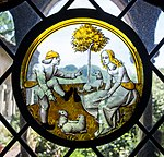 Roundel with Playing at Quintain (11166).jpg
