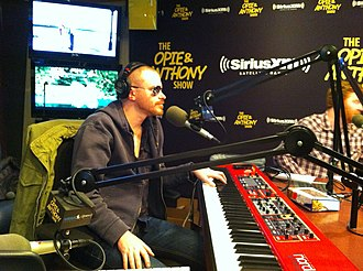 Roy Harter - Roy Harter aka Roy Shaffer in the Opie and Anthony Studio