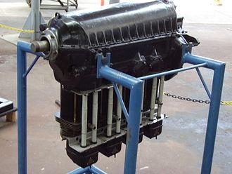Rogožarski Brucoš - de Havilland Gipsy Major engine