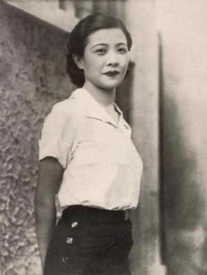 Ruan Lingyu - Ruan in 1935