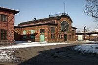 Ruda Śląska dworzec Ruda Chebzie 27 01 2012 DSC 6689.jpg