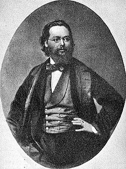 Rudolf Koller (1828–1905) Maler (Foto1858)