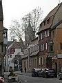 Rue Étroite, collégiale Saint-Martin (Colmar) (2).JPG