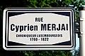 Rue Cyprien Merjai.JPG