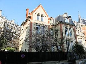 International School of Paris - Primary campus