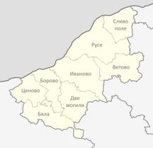 Regione di Ruse
