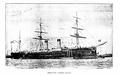 Russian cruiser Rurik (1892) Jane.png