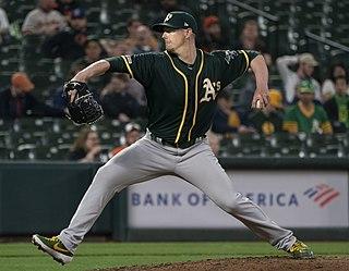 Ryan Buchter American baseball player