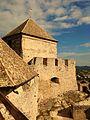 Sümeg castle north tower.JPG