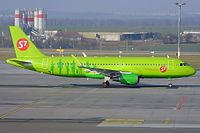 VP-BOJ - A320 - S7 Airlines