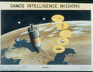 Samos (satellite) satellite