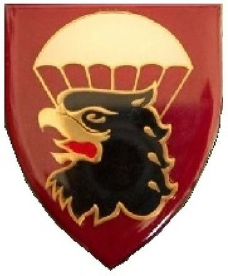 44 Parachute Regiment (South Africa) - 44 Para Regiment emblem