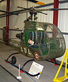 SA Djin, Helicopter Museum, Weston-super-Mare. (14421297957).jpg