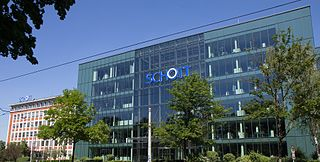 Schott AG company