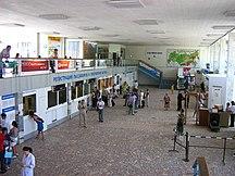 Aeropuerto Internacional de Syktyvkar