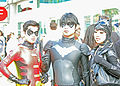SDCC 2014 - The Birds and the Cat (7752961128).jpg