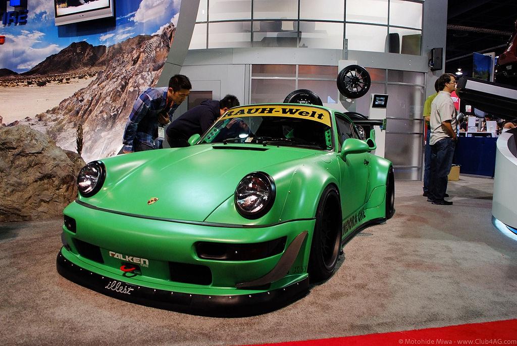 Montreal Welcomes Famous Porsche Tuner