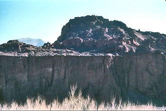 Bamyan - Shar-i-Zohak
