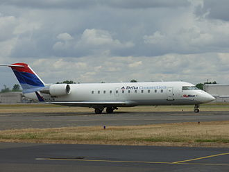 McNary Field - Delta Connection operated by SkyWest Airlines served the airport from June 2007 to October 2008