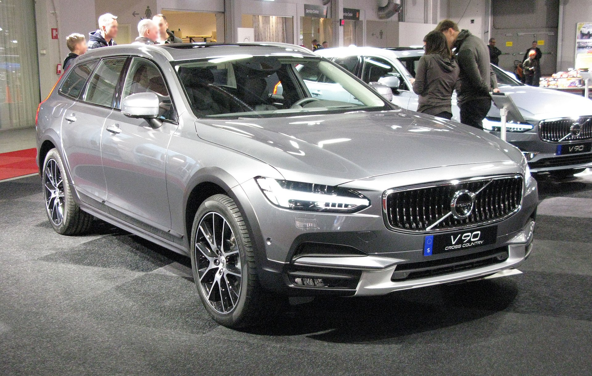 The Chances Of Abba Returning As A Death Metal Band Are Higher Than That Of  Volvo Doing Anything Radical With Its Large Wagons. The V90 Cross Country  Is ...