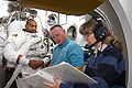 STS-129 Space Station Airlock Test Article.jpg