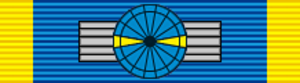 Ann-Margret - Image: SWE Order of the Polar Star (after 1975) Commander BAR