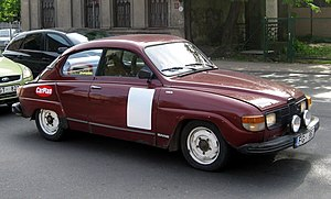Valmet Automotive - Image: Saab 96