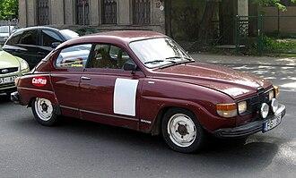 Valmet Automotive - Image: Saab 96
