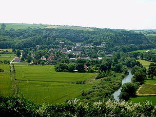 Saaleck (Naumburg) Ortsteil of Naumburg in Saxony-Anhalt, Germany