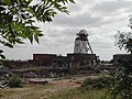 Sad remains Annesley Pithead - geograph.org.uk - 37995.jpg