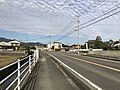 Saga Prefectural Road No.42 near Habu Remains Park 2.jpg