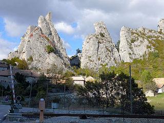Saint-Julien-en-Beauchêne Commune in Provence-Alpes-Côte dAzur, France