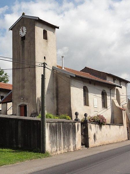 Saint-Mard (M-et-M) église