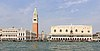 Saint Mark's Campanile and Palazzo Ducale, Venice, September 2017 -2.jpg