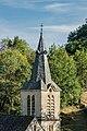 Saint Mary Magdalene church in Belcastel 04.jpg