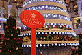 Saket mall christmas decoration 02.JPG
