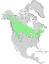 Salix bebbiana range map 0.png